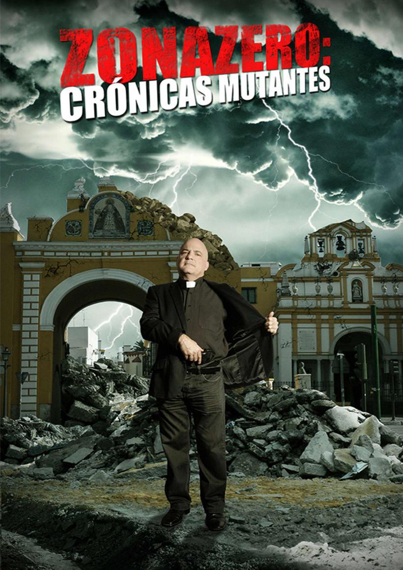 ZonZero:Cronicas Mutantes (Photoshop) 3