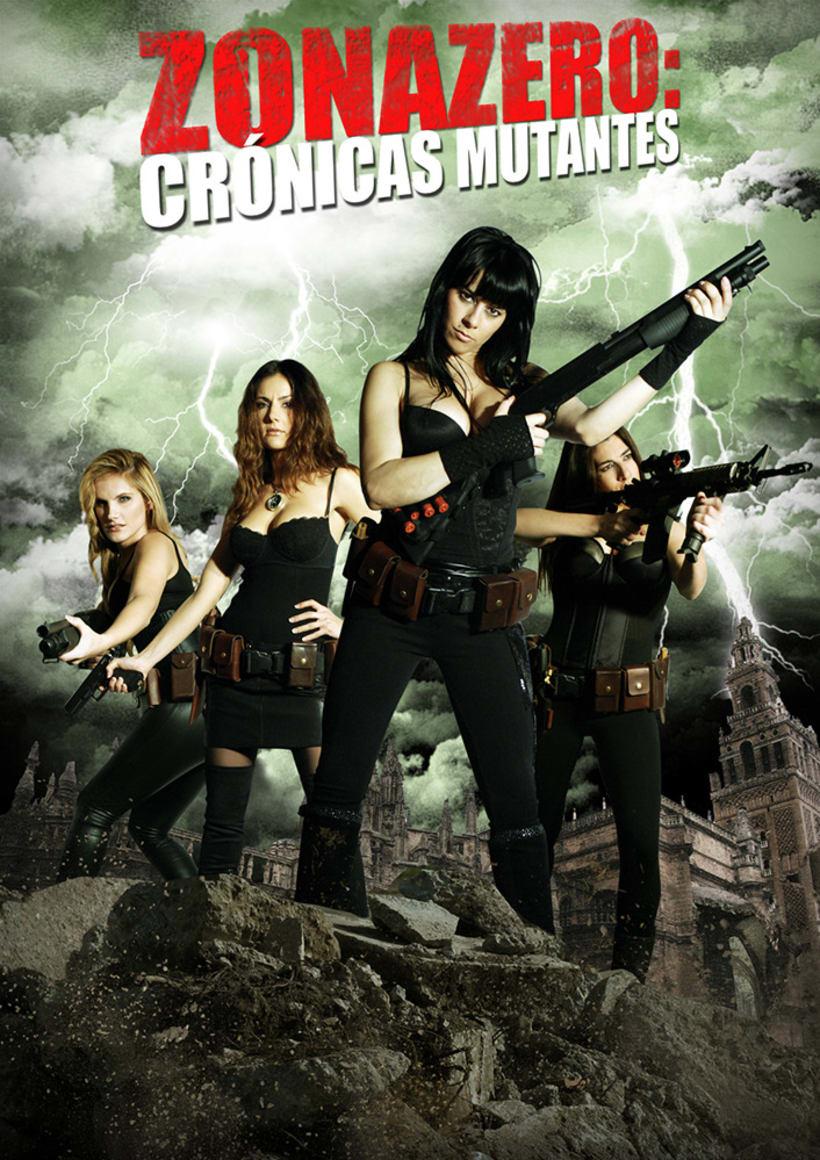 ZonZero:Cronicas Mutantes (Photoshop) 2