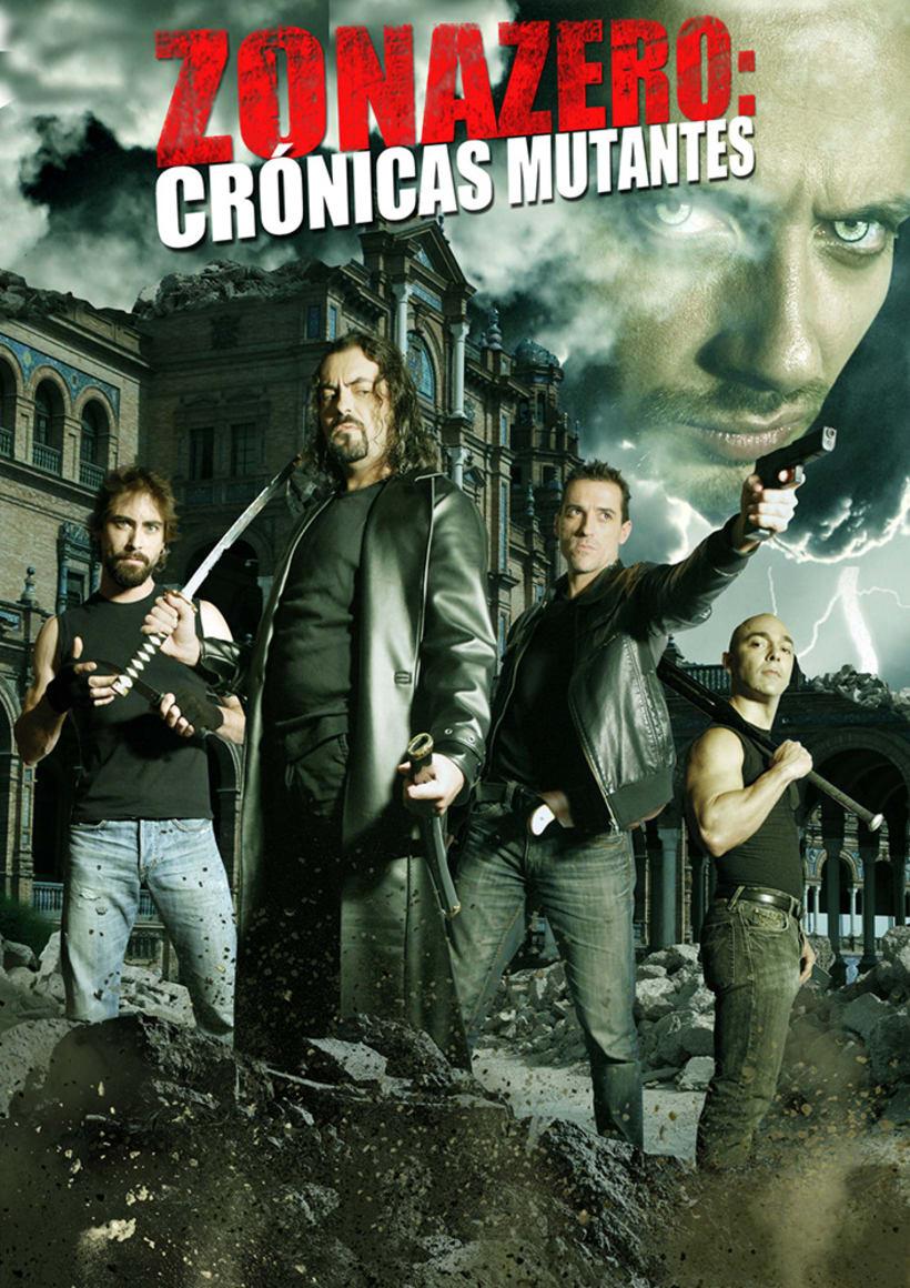 ZonZero:Cronicas Mutantes (Photoshop) 1