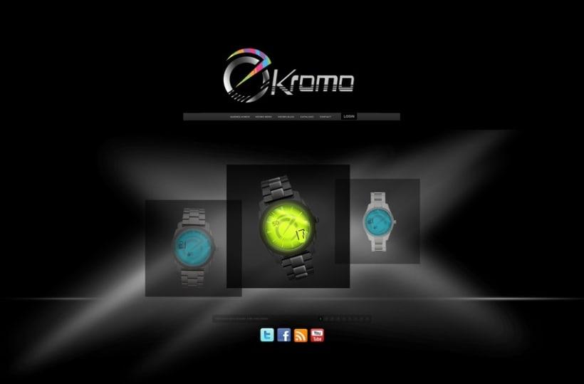 Campaña Kromo 6
