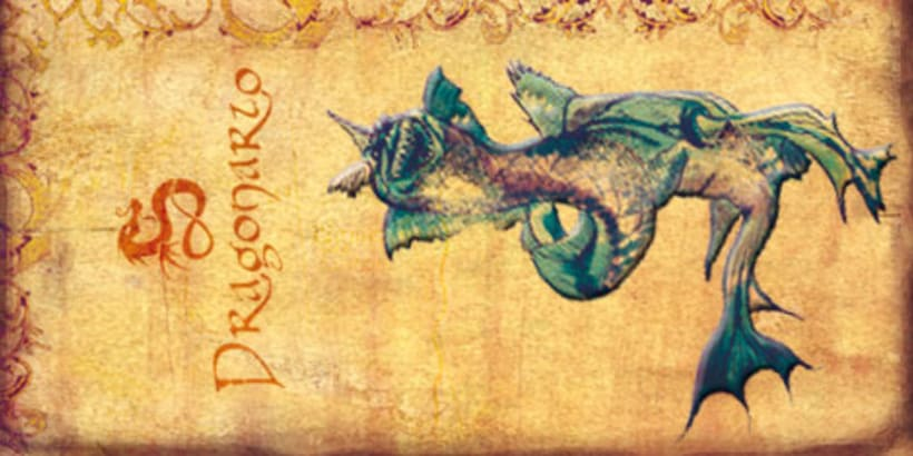 Dragones - Ilustraciones  4