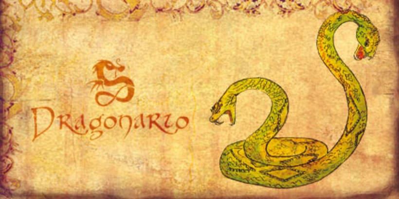 Dragones - Ilustraciones  3