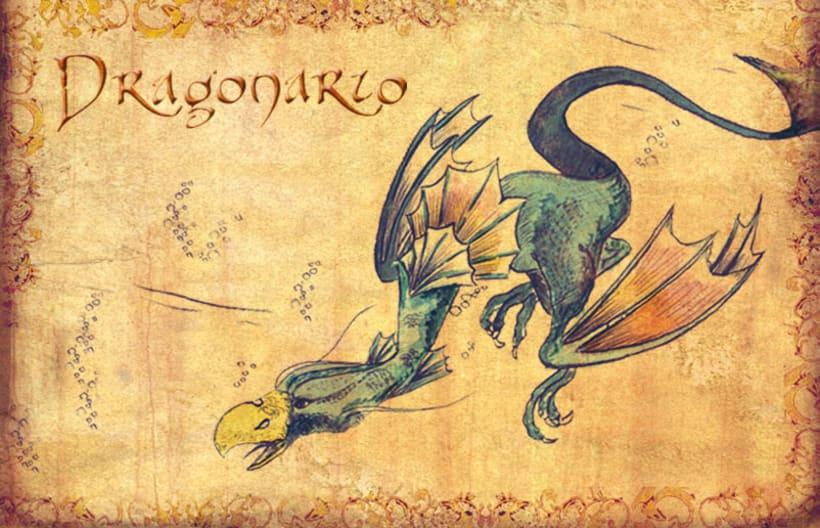 Dragones - Ilustraciones  2