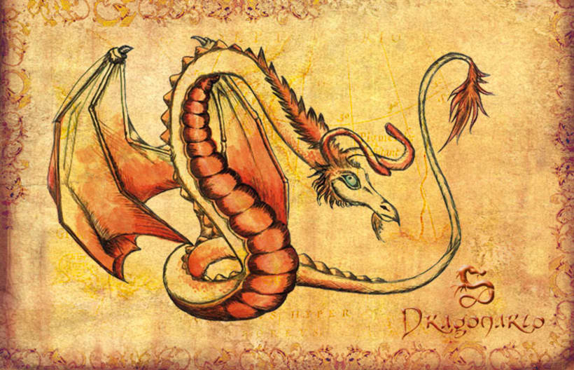 Dragones - Ilustraciones  1