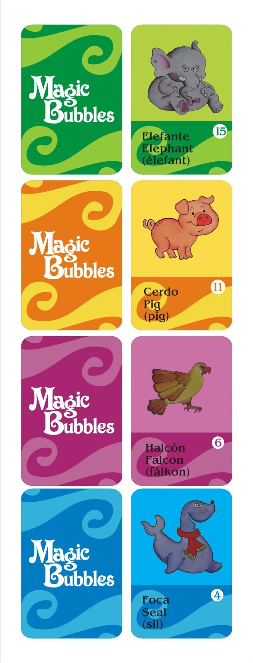 Magic Bubbles  3