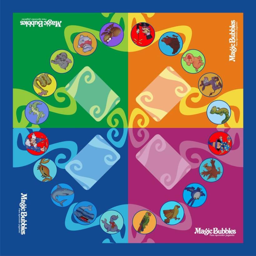 Magic Bubbles  2