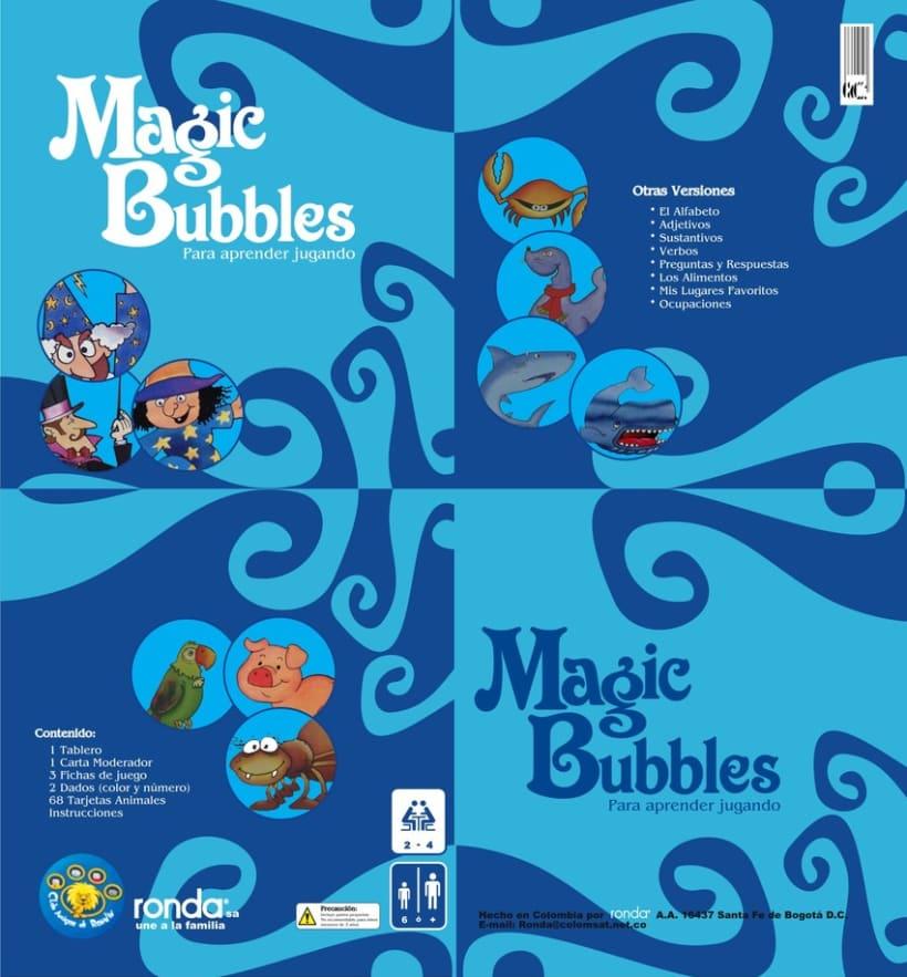 Magic Bubbles  1