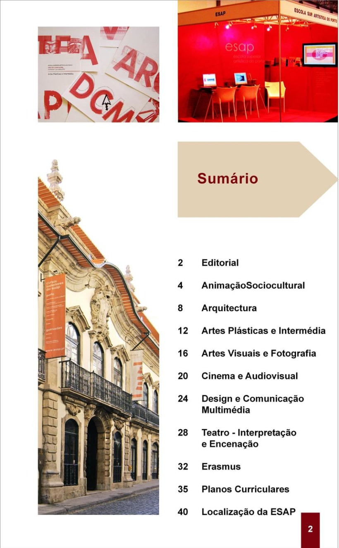 Escuela Superior Artistica de Porto 1