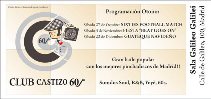 Club Castizo 60s 4