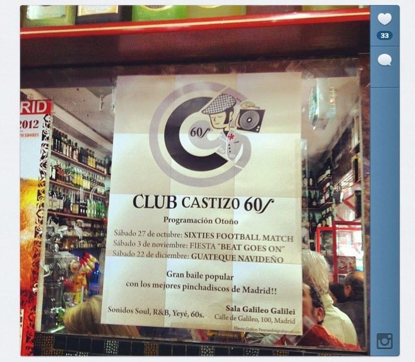 Club Castizo 60s 3
