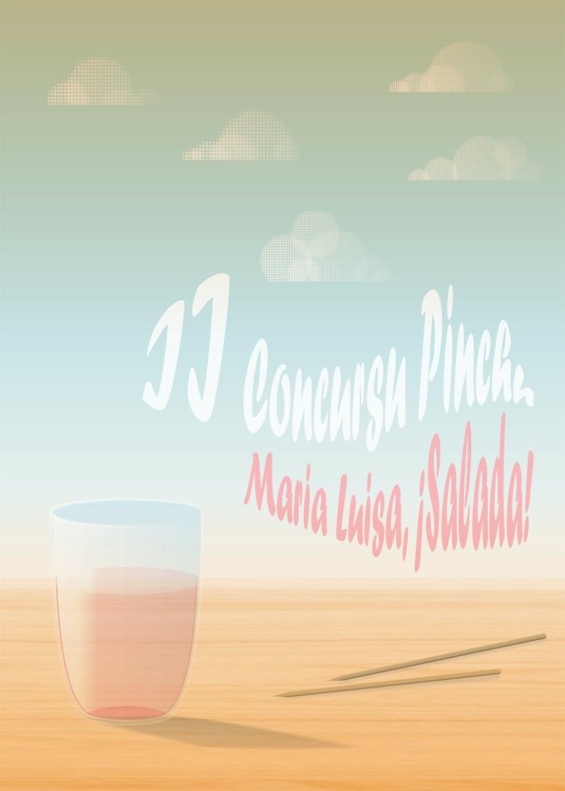 II Concursu Pinchu Maria Luisa, ¡Salada! 5