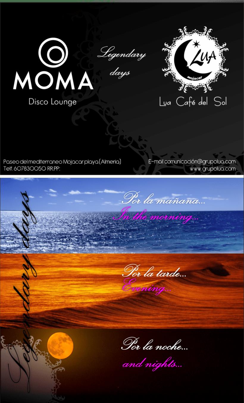 Diseño Invitaciones y flyers  3