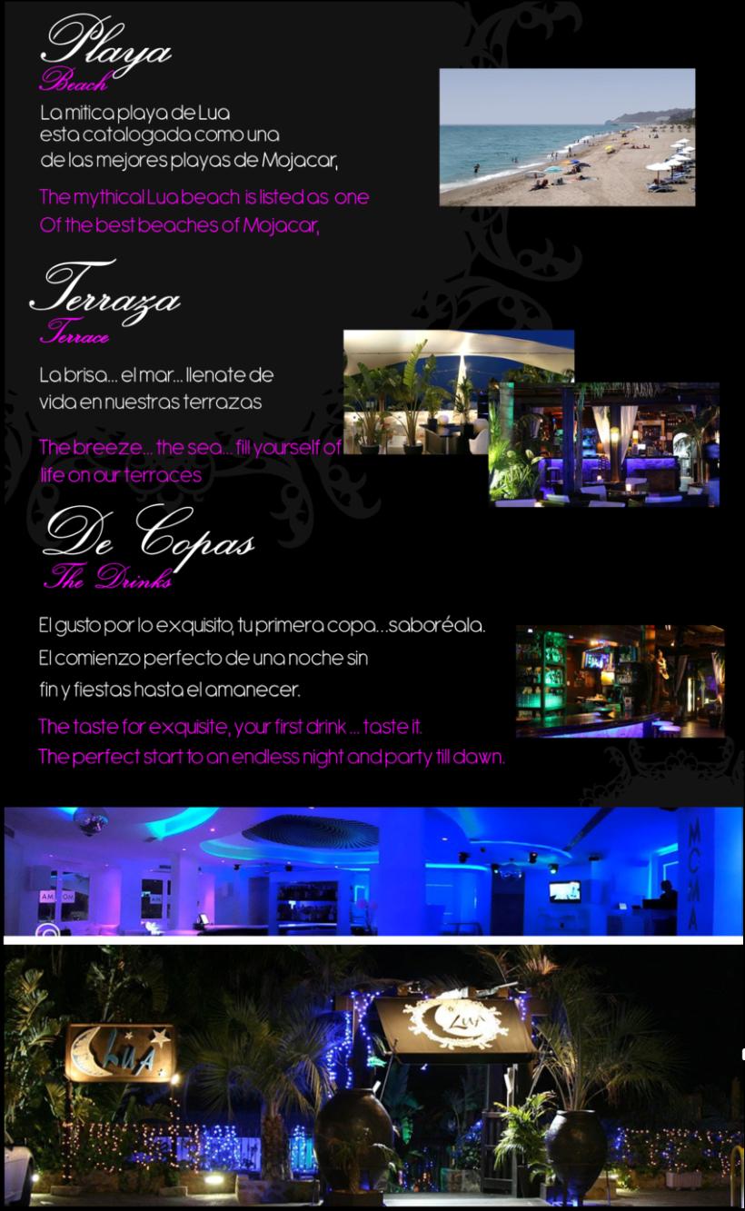 Diseño Invitaciones y flyers  2