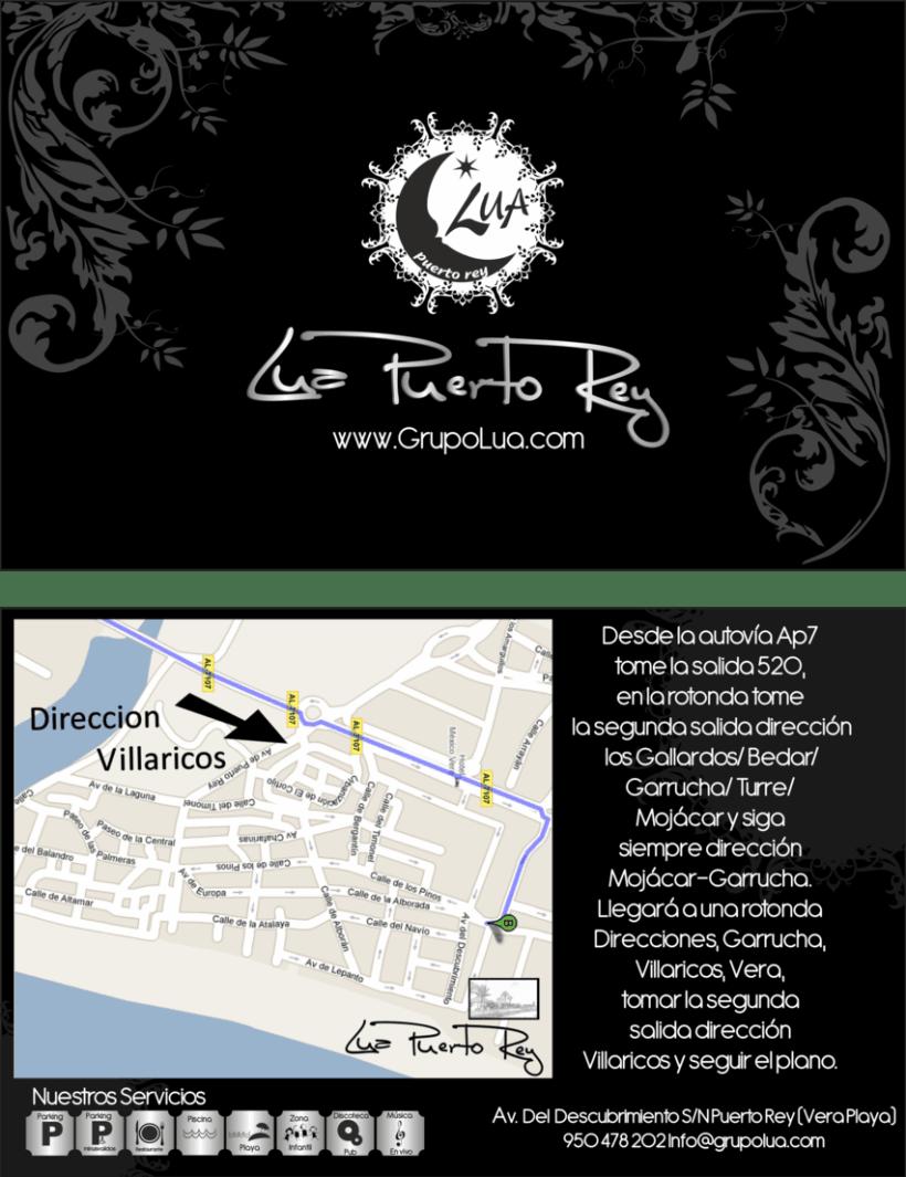 Diseño Invitaciones y flyers  1