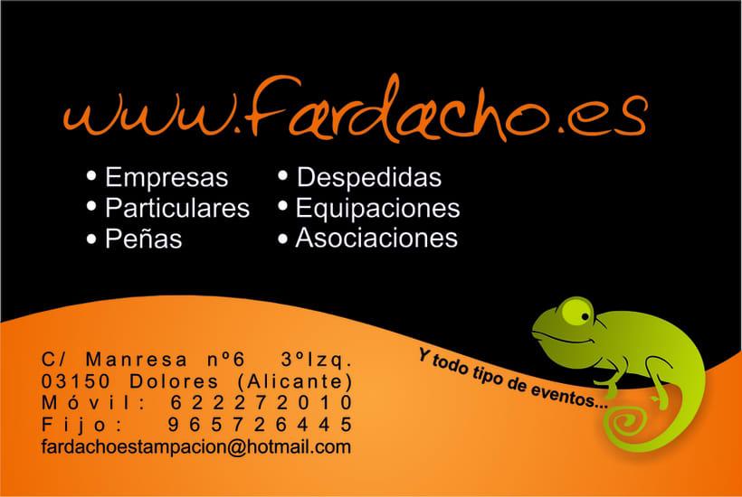 Diseño de logo y publicidad 1