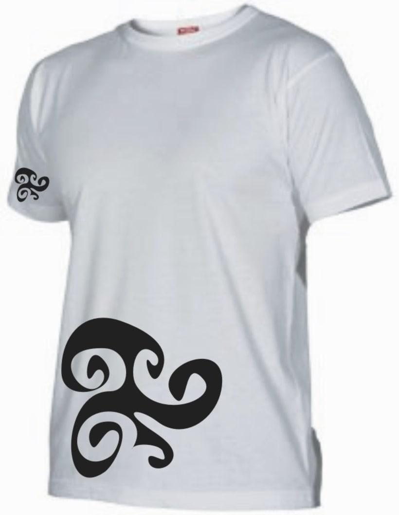 Diseño camisetas 1