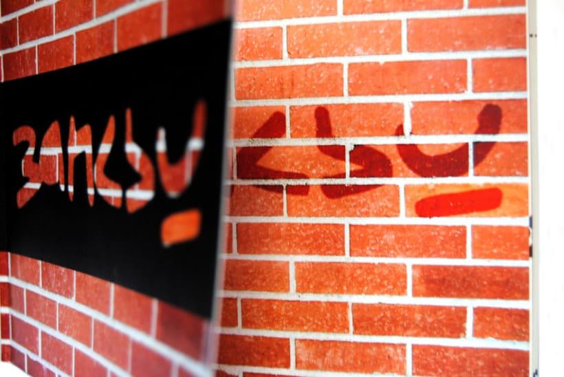 Diseño Editorial: Banksy 3