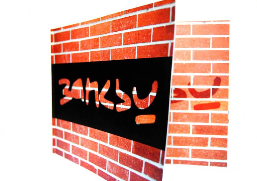 Diseño Editorial: Banksy 2