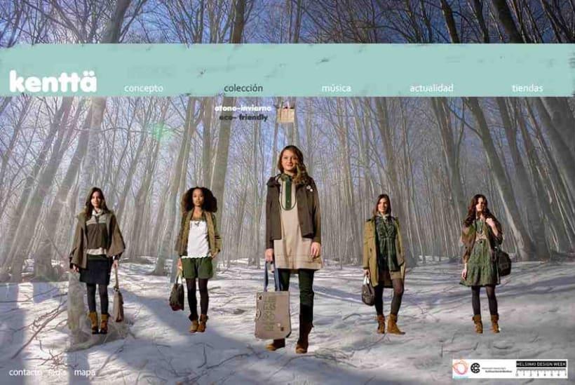 """Kenttä"" Web de moda nórdica 3"