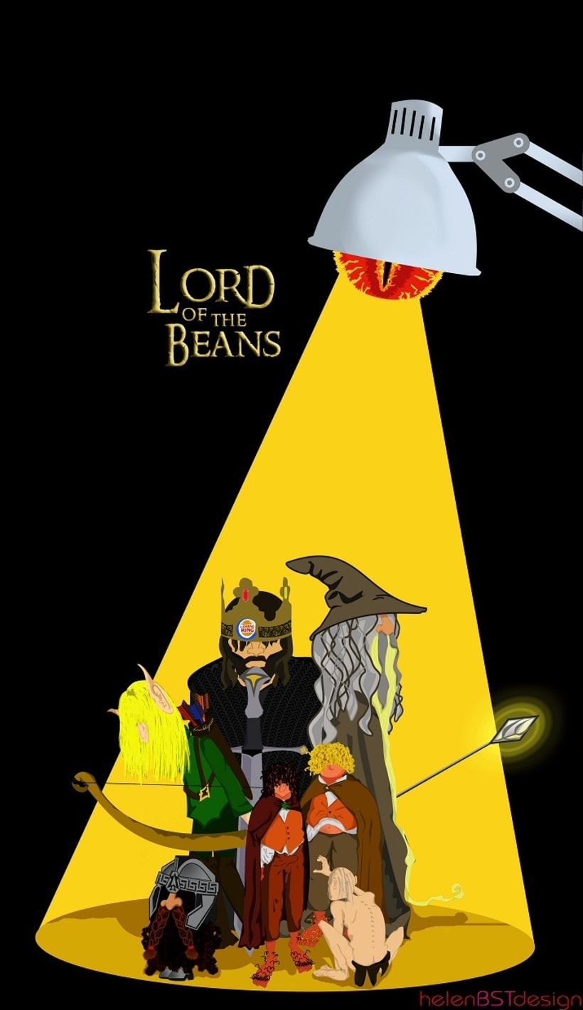 Lord of the beans 2