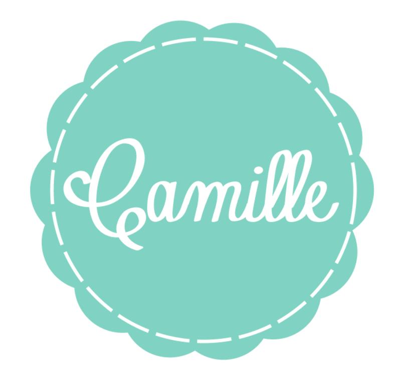 Camille, logotipo 1