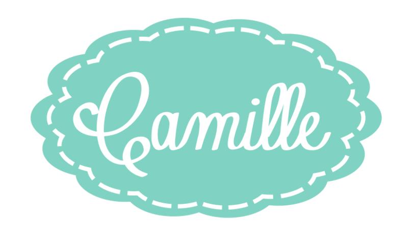 Camille, logotipo 4