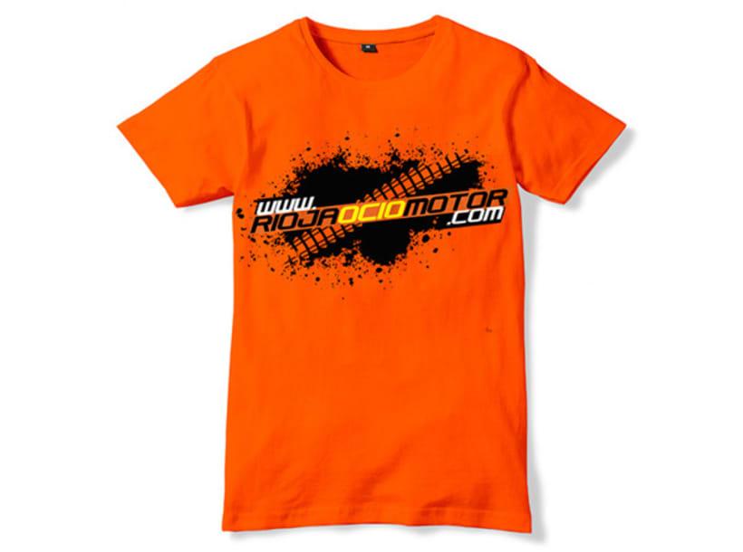 Logo & T-Shirt Design 2