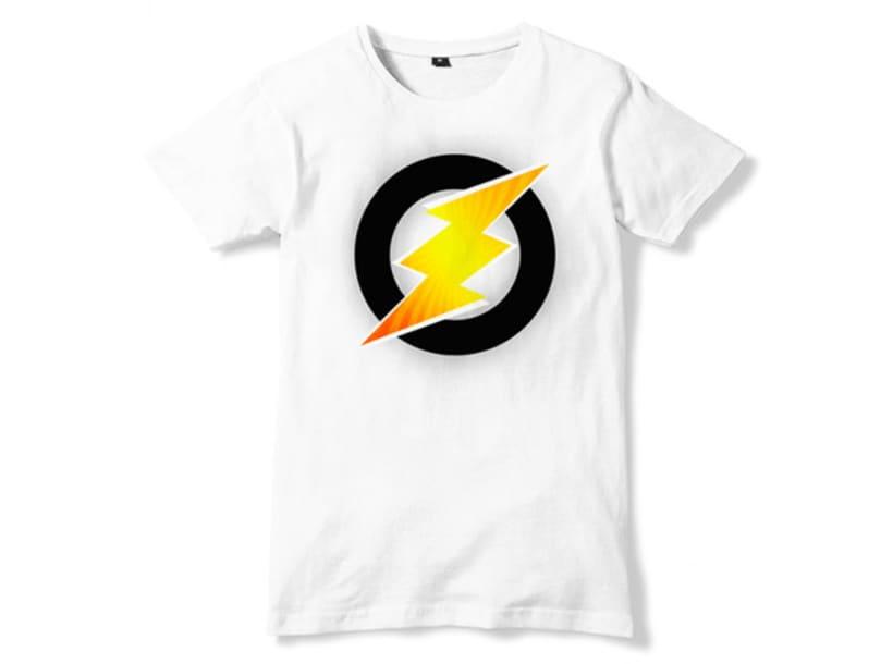 Logo & T-Shirt Design 1