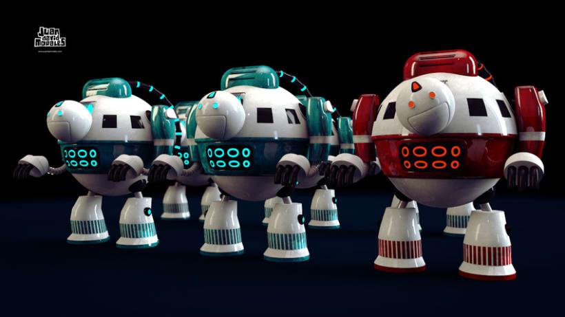 ejercito robotico 1