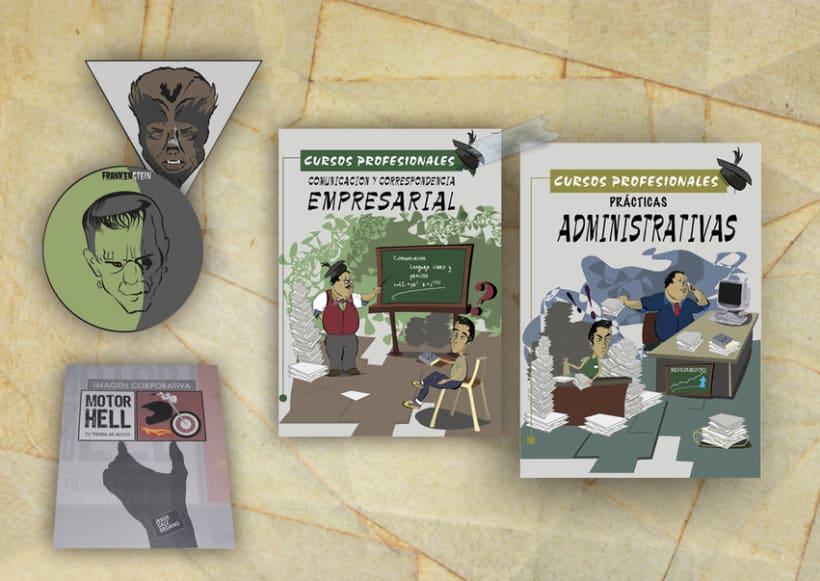 Varias ilustraciones 1