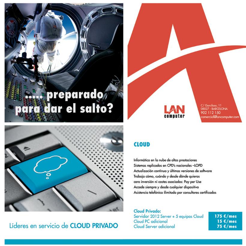 LAN Computer 1