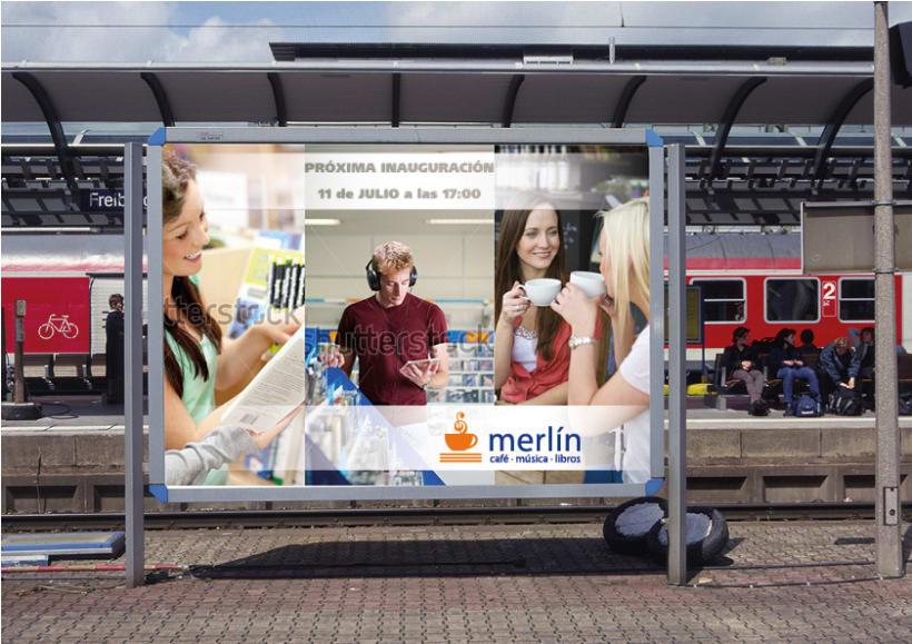 Merlín - Café, Música y Libros 23