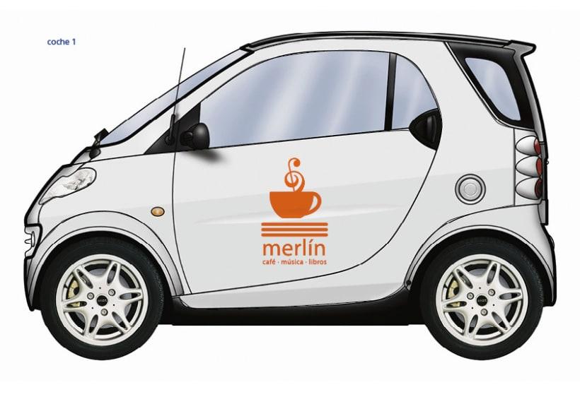 Merlín - Café, Música y Libros 21