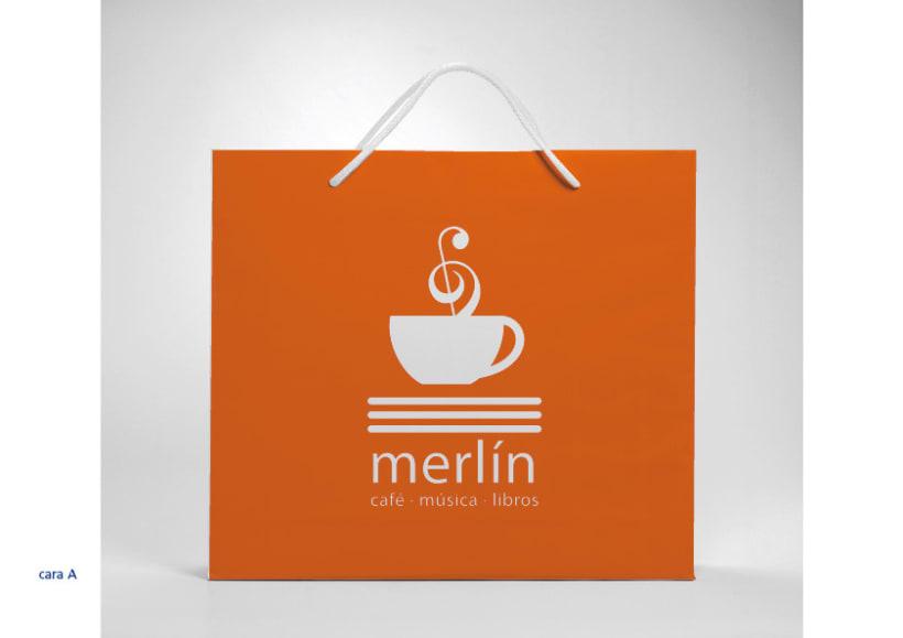 Merlín - Café, Música y Libros 19