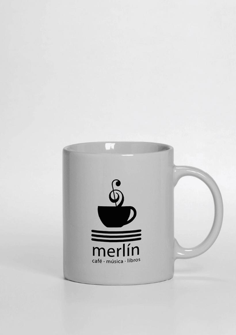 Merlín - Café, Música y Libros 16