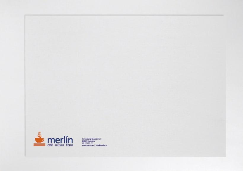 Merlín - Café, Música y Libros 13