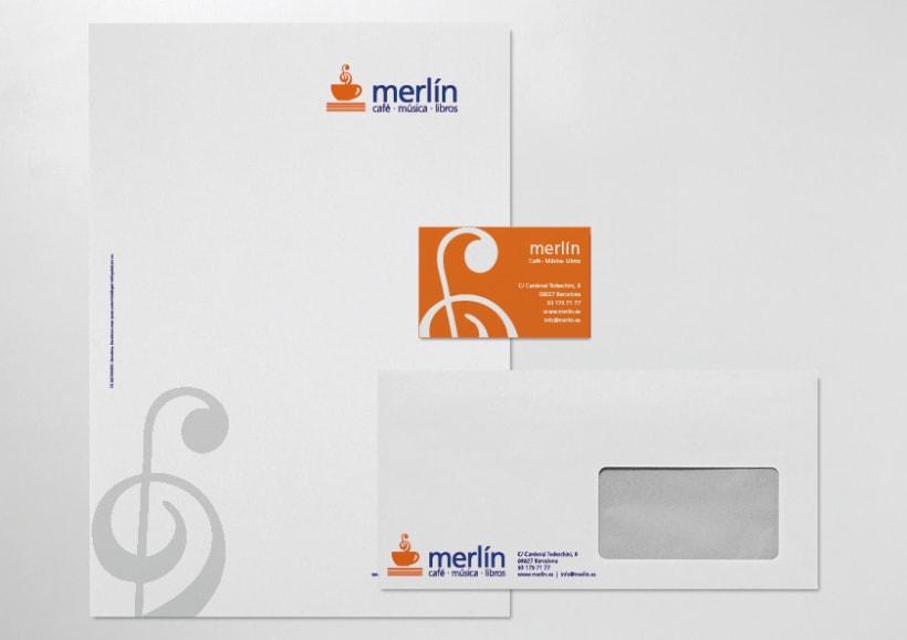 Merlín - Café, Música y Libros 12