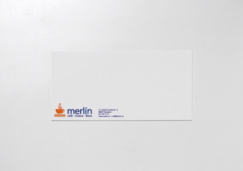 Merlín - Café, Música y Libros 11