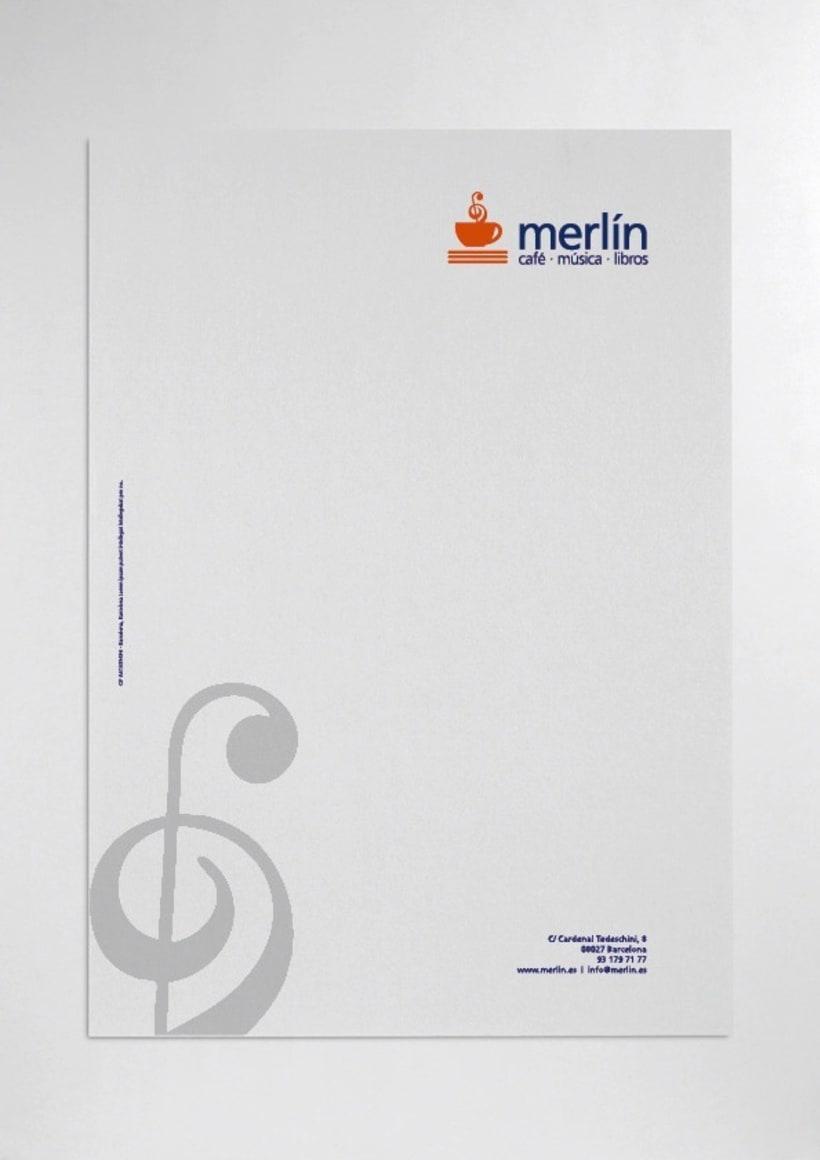 Merlín - Café, Música y Libros 9