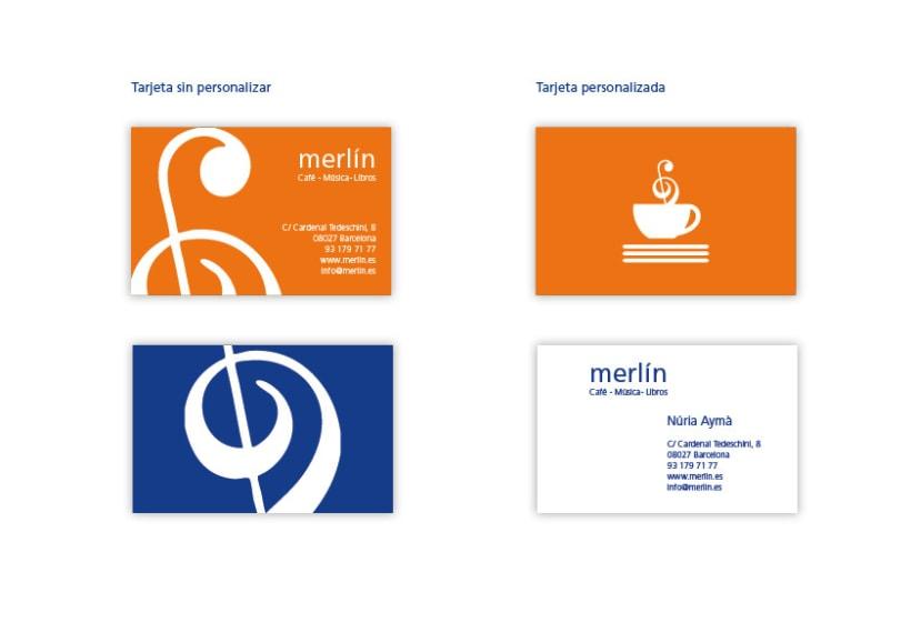 Merlín - Café, Música y Libros 7