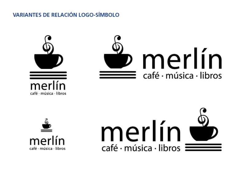 Merlín - Café, Música y Libros 6