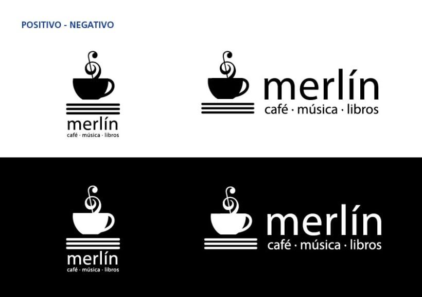 Merlín - Café, Música y Libros 5