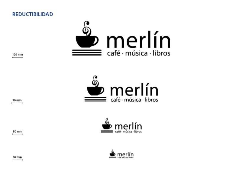 Merlín - Café, Música y Libros 3