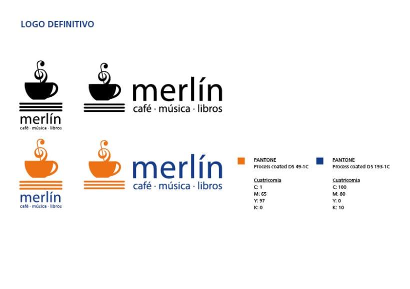 Merlín - Café, Música y Libros 2