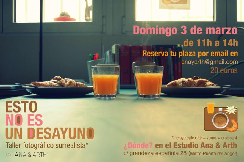 TALLER FOTOGRÁFICO + DESAYUNO 1