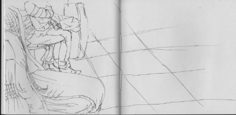 Bocetos y cuadernos de viaje 6