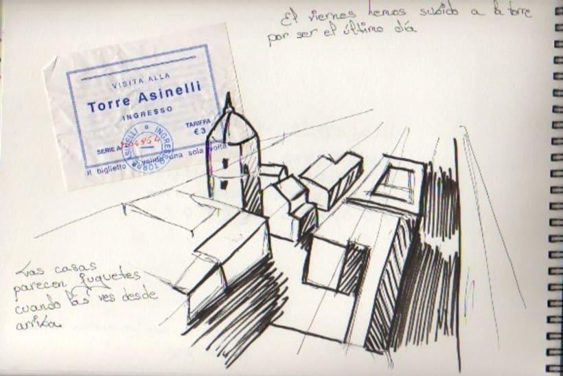 Bocetos y cuadernos de viaje 1