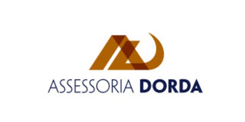 Diseño de logotipo para asesoría fiscal 1