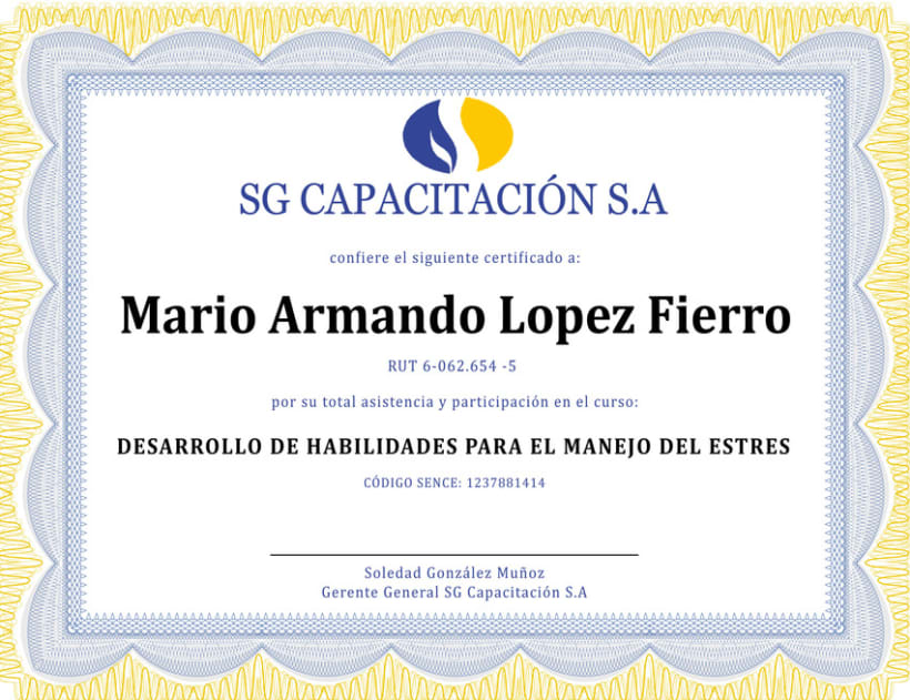 Diplomas - Certifacate 1