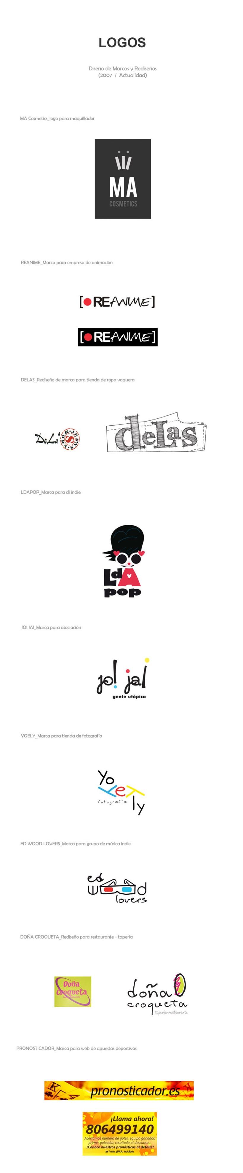 Identidad corporativa. Logos 1
